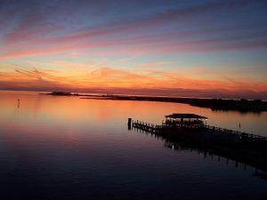 Crisfield Sunset